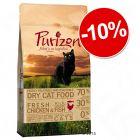 Croquettes Purizon sans céréales 2,5 kg : 10 % de remise immédiate !