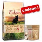 Croquettes Purizon sans céréales 6,5 kg + friandises offertes !