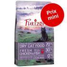Croquettes Purizon sans céréales 2,5 kg à prix mini !