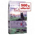 Croquettes Purizon sans céréales pour chat 6 kg + 500 g offerts !