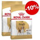 Croquettes Royal Canin Breed 2 x 7,5 à 12 kg : 10 % de remise !