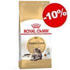 Croquettes Royal Canin 400 g à 4 kg pour chat de race : 10 % de remise !