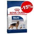 Croquettes Royal Canin Size 1,5 à 4 kg : 15 % de remise !
