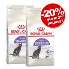 Croquettes Royal Canin 2 x 4 kg : 20 % de remise sur le 2ème sac !