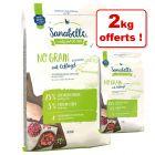 Croquettes Sanabelle pour chat : 10 + 2 kg offerts !