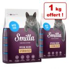 Croquettes Smilla pour chat 4 kg + 1 kg offert !