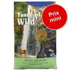 Croquettes Taste of the Wild 2 kg pour chat à prix spécial !