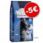 Croquettes Wild Freedom pour chat 2 kg : 5 € de remise !