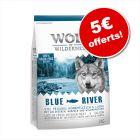 Croquettes Wolf of Wilderness 5 kg : 5 € de réduction !