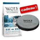 Croquettes Wolf of Wilderness 12 kg + frisbee offert !