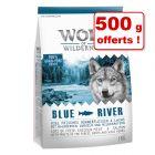 Croquettes Wolf of Wilderness 2,5 kg + 500 g offerts !