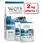Croquettes Wolf of Wilderness 12 kg + 2 kg offerts !