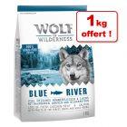 Croquettes Wolf of Wilderness : 2 + 1 kg offert !