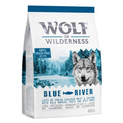 Croquettes Wolf of Wilderness pour chien