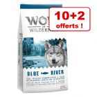 Croquettes Wolf of Wilderness pour chien : 10 + 2 kg offerts !