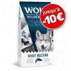 Croquettes Wolf of Wilderness 2 x 12 kg : jusqu'à 10 € de remise !