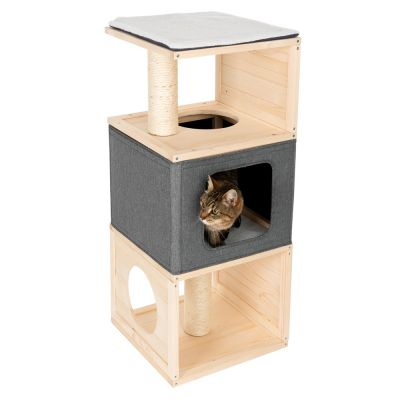 Cubist Cat House