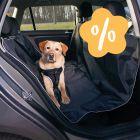 Cubreasientos para coche Trixie XXL ¡en oferta!