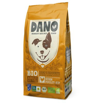 DANO BIO Dog Adult Chicken Hondenvoer