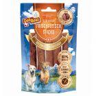DeliBest, sticks de viande d'autruche pour chien