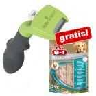 deShedding FURminator + 190g 8in1 Delights Pro Dental Twisted Stick gratis!
