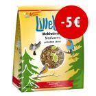 5 € di sconto! 2 kg Lillebro Vermi della farina essiccati
