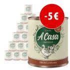 5 € DI SCONTO! 24 x 800 g Lukullus A Casa