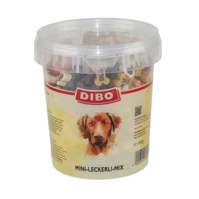 Dibo Dog Treat Party Mix