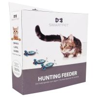 Distributeurs de nourriture Smartpet Indoor Hunting Feeders pour chat