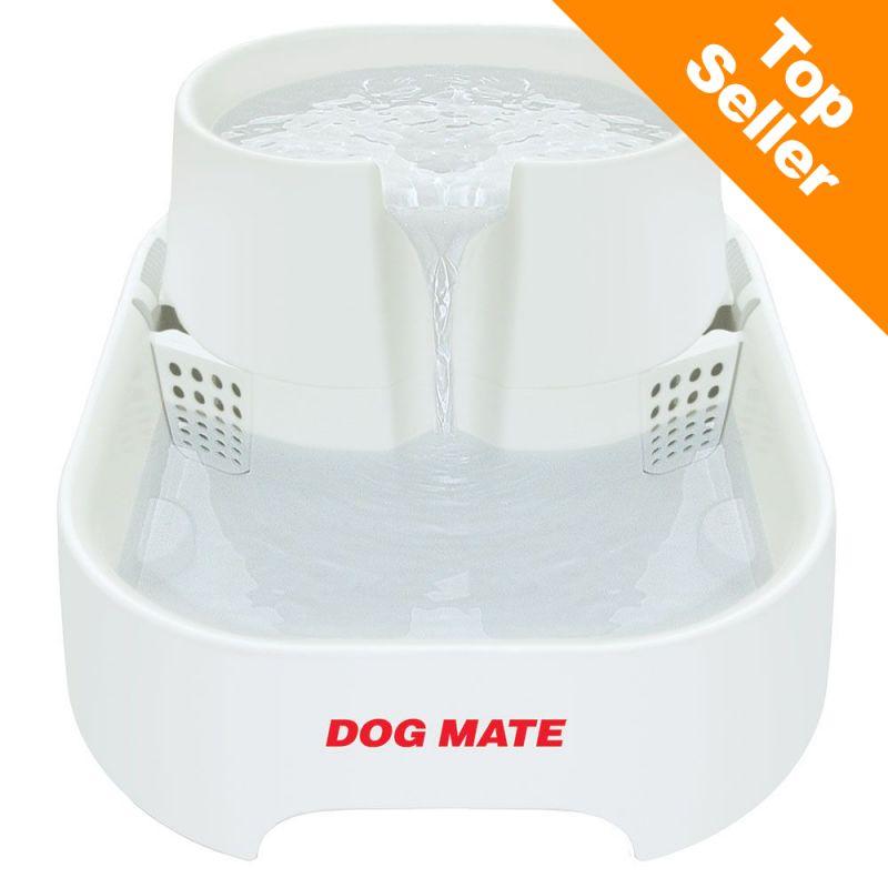 Dog Mate dricksfontän, 6 liter