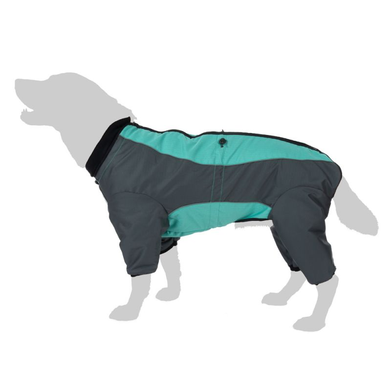 Dog Overall Mint