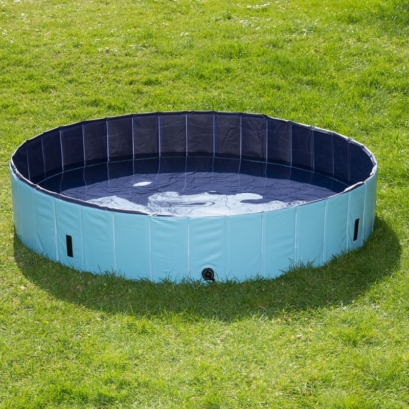 Dog Pool Keep Cool -kahluuallas koiralle