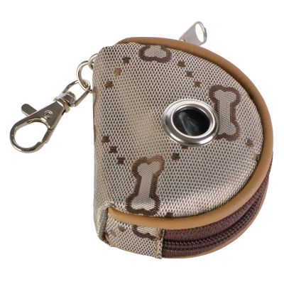 Dog Poop Bag Dispenser – bone pattern