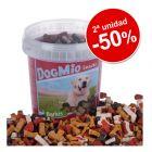 DogMio Barkis snacks semihúmedos 2 paquetes ¡en oferta!