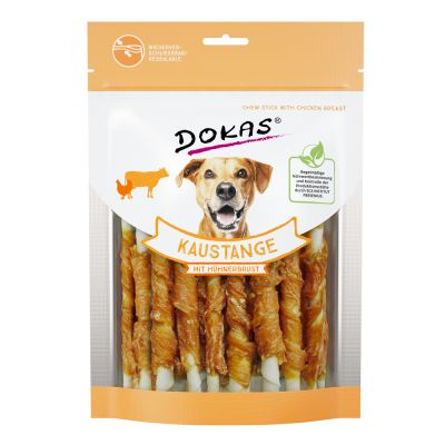 Dokas Chew Wraps with Chicken Breast