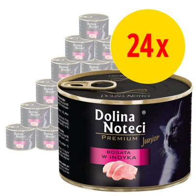 Dolina Noteci Premium Junior, 24 x 185 g