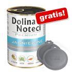 Dolina Noteci Premium, 48 x 400 g + 2 pokrywki pasujące do puszek 400 g i 800 g gratis!