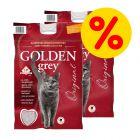 Doppelpack Golden Grey Katzenstreu