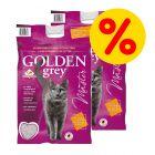 Doppelpack Golden Grey Master Katzenstreu
