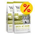 Doppelpack: 2 x 12 kg Wolf of Wilderness