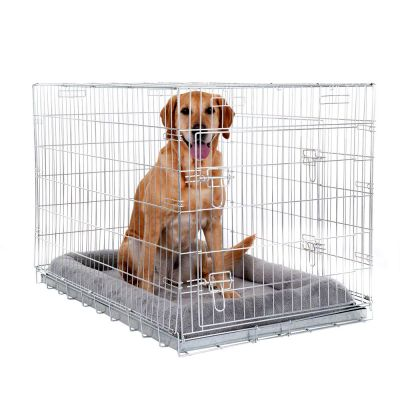 Double Door Transport Cage with Cushion