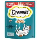 Dreamies Big Pack Cat Treats - Salmon