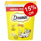 Dreamies Cat Treats - 15% Off!*