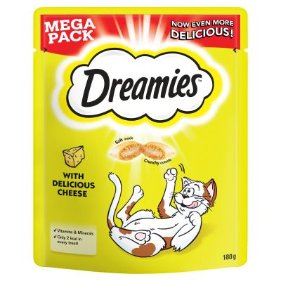 Dreamies Big Pack Cat Treats - Cheese