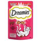 Dreamies Cat Treats - Beef