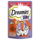 Dreamies Mix Cat Treats - Chicken & Duck