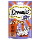 Dreamies Mix poulet & canard pour chat