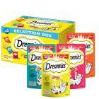 Dreamies Selection Box 4 x 30g