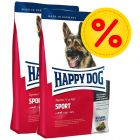 Dubbelpack Happy Dog Supreme Fit & Well