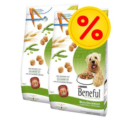 Dubbelpack Beneful Healthy Weight